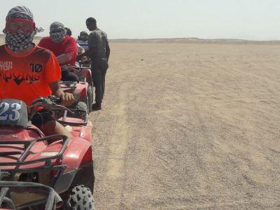 QUAD TOUR ÄGYPTEN MAKADI BAY