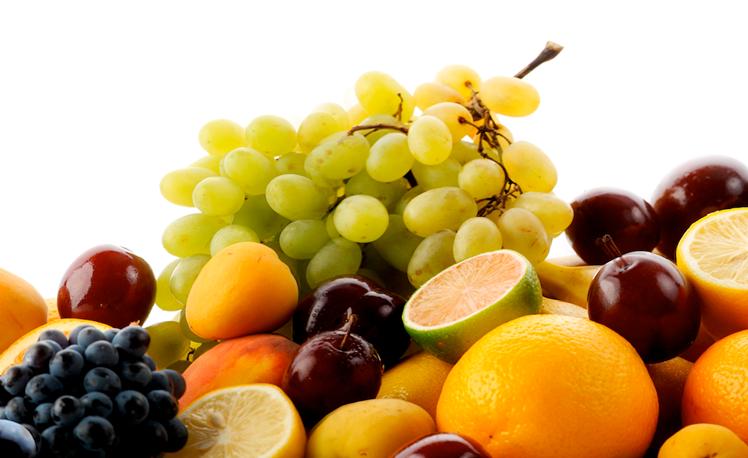 10. Tasty Fruits