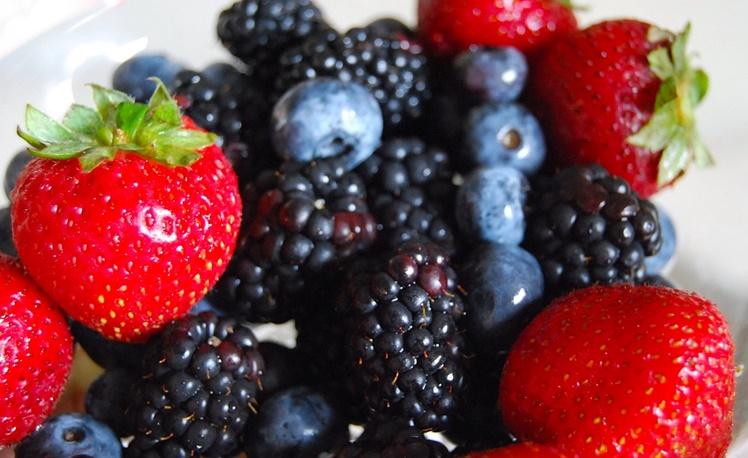 3. Berries