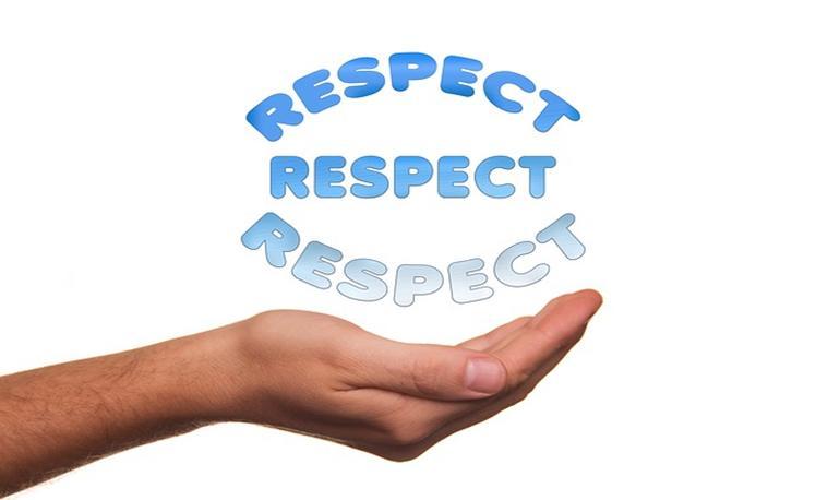 1. respect
