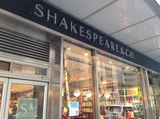 Shakespeare and Company on Lexington Ave.