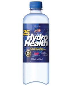 Deuterium Depleted Water DDW 25 Hydro Health