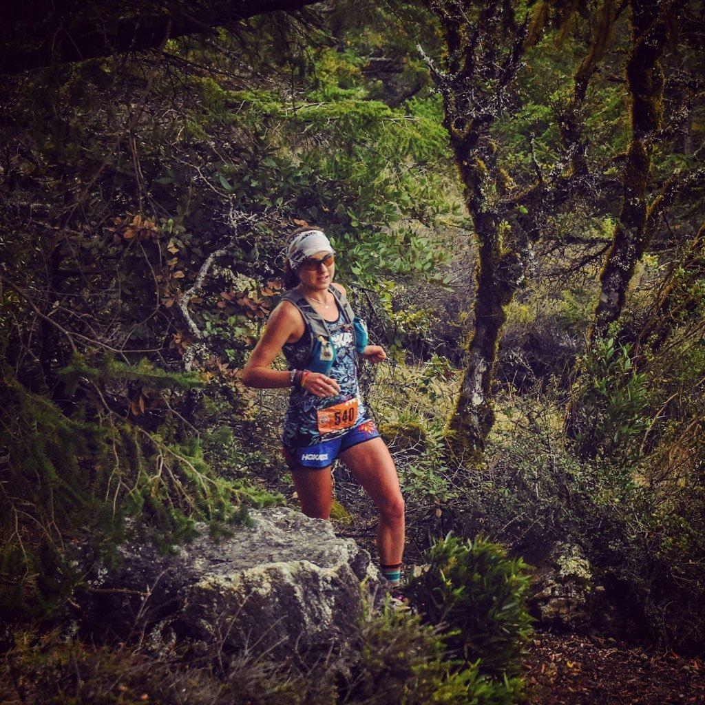 larisa dannis running no the trails