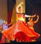 Actress Hema Malini dance performance