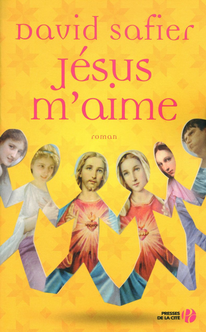 Jésus m'aime Couverture du livre