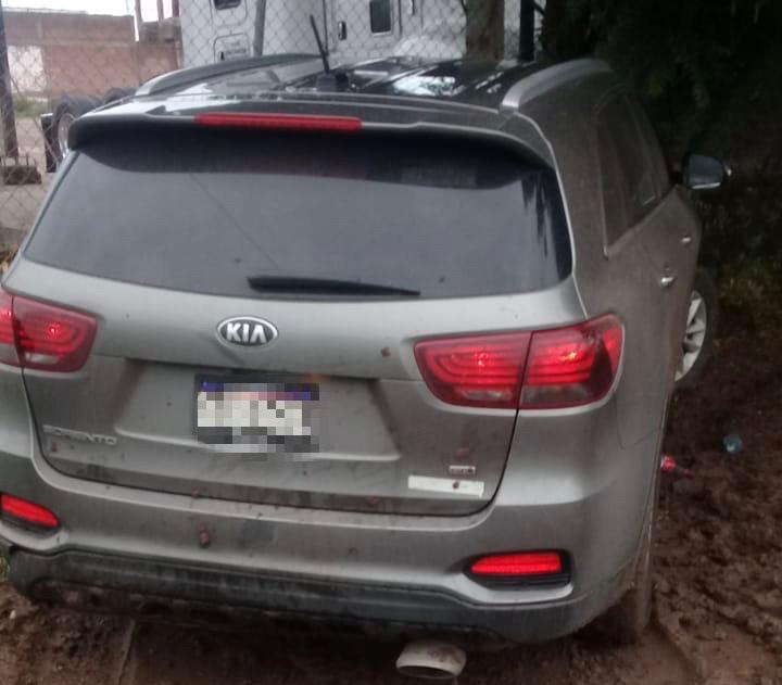 Gracias al C4i, Policías Estatales detienen a una pareja y recuperan vehículo con reporte de robo