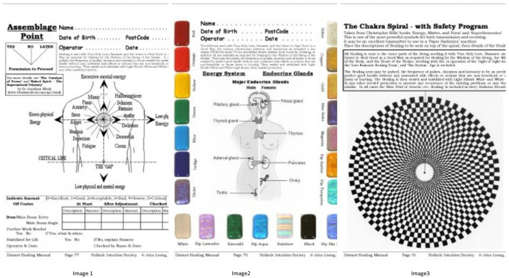 FREE Distant Healing Manual | The Extraordinary Healing Arts Academy