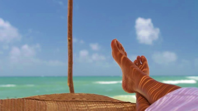 Beach holiday at Ras Kutani