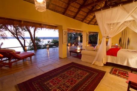 Room at Tongabezi