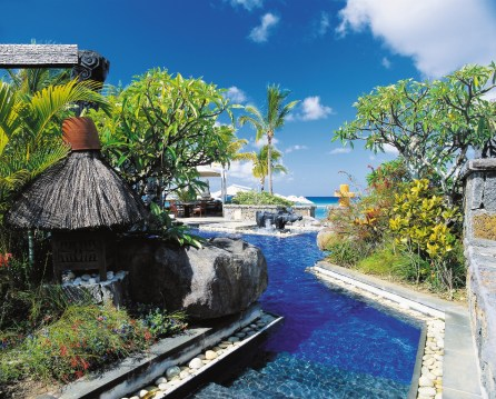 Oberoi Mauritius Swimming Pool