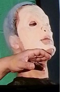 Media Make Up, Speciall Effects Demo by Thomas E. Surprenant.