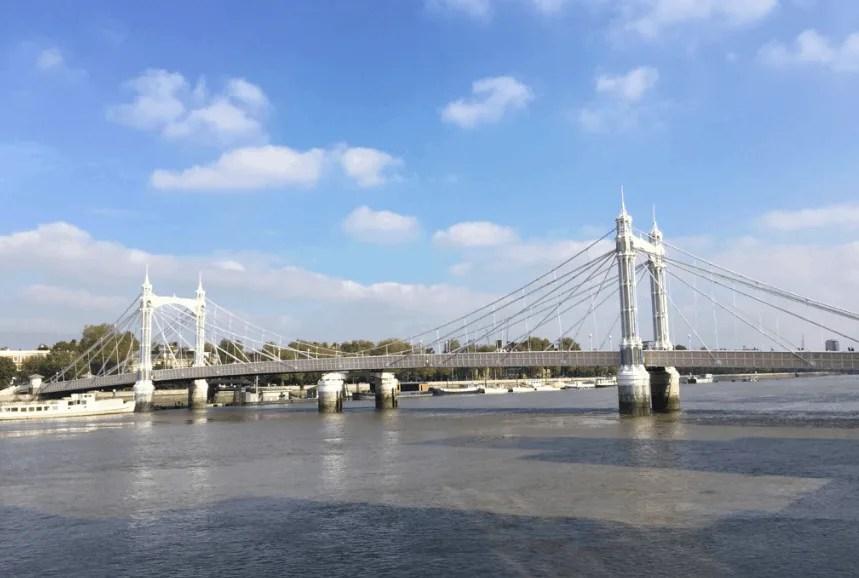 The Diabetes UK London Bridge Challenge, My Captured Moment