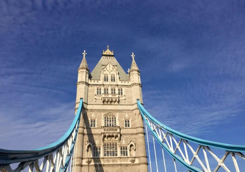 London Bridge Challenge 2015