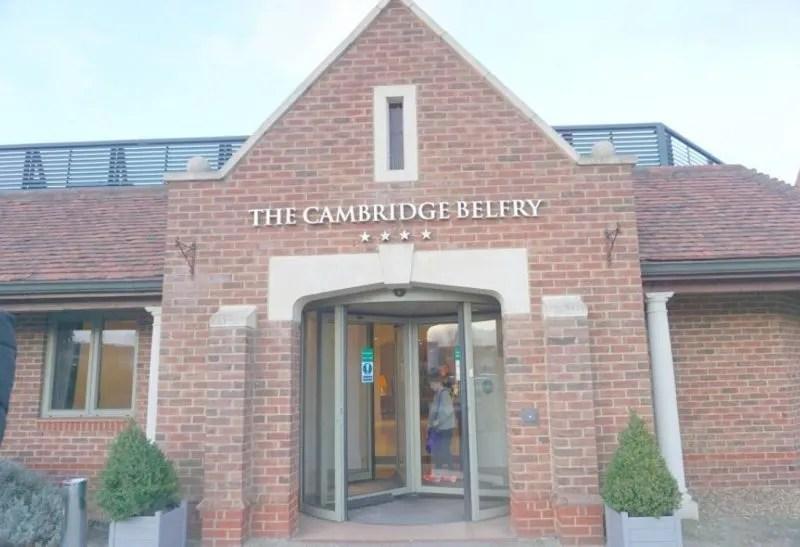 The Cambridge Belfry, Q Hop Day 2