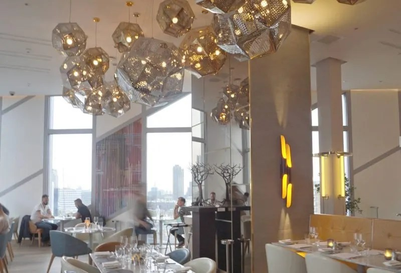 A Little Luxury At The M By Montcalm, Shoreditch