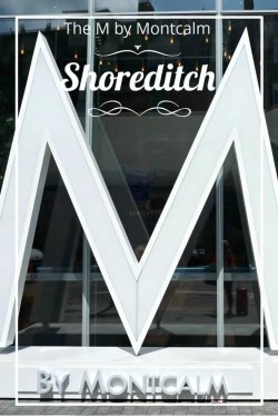 The M by Montcalm, Shorditch a wonderful, luxury London Hotel