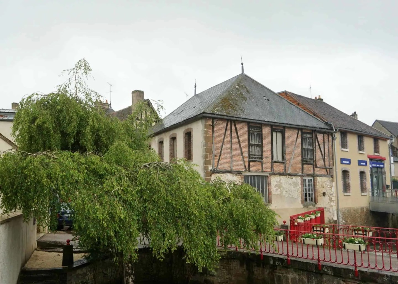 My Sunday Photo, Saint-Fargeau, A Quintessential French Village 4