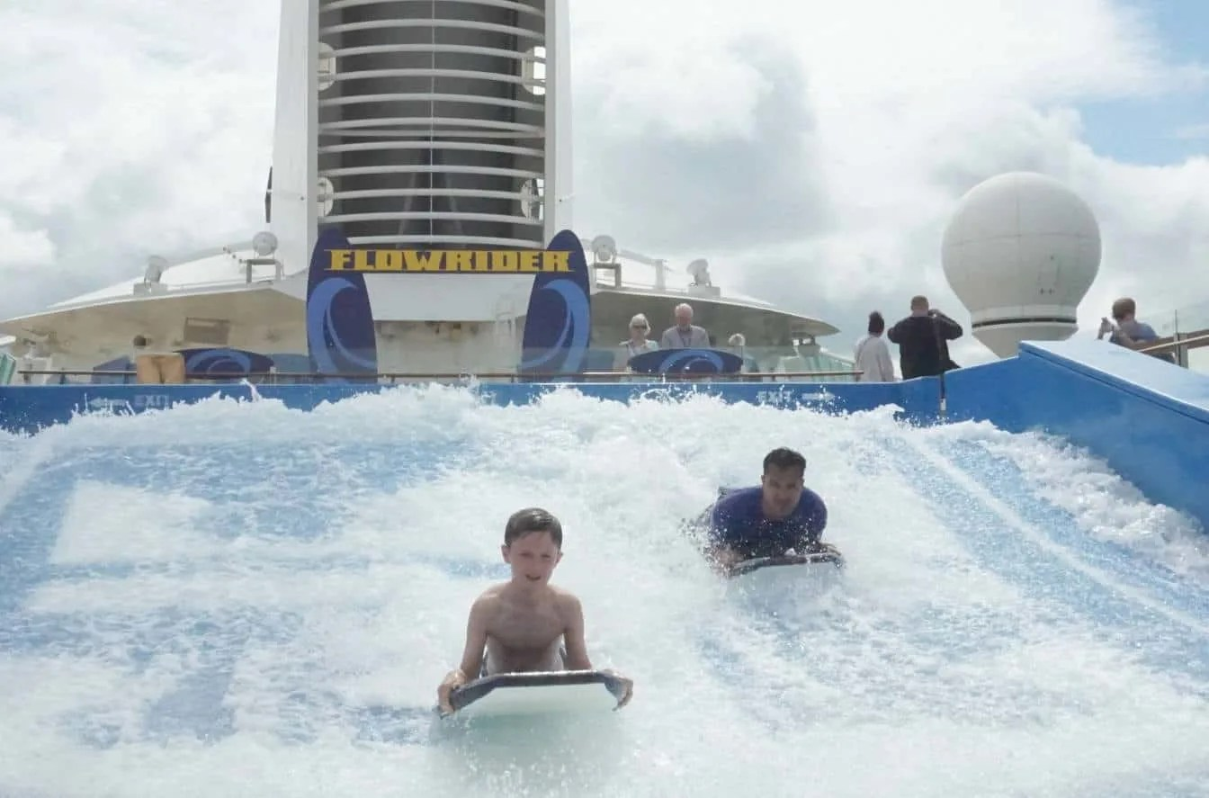 Our Day on The Navigator Of The Seas, With Royal Caribbean