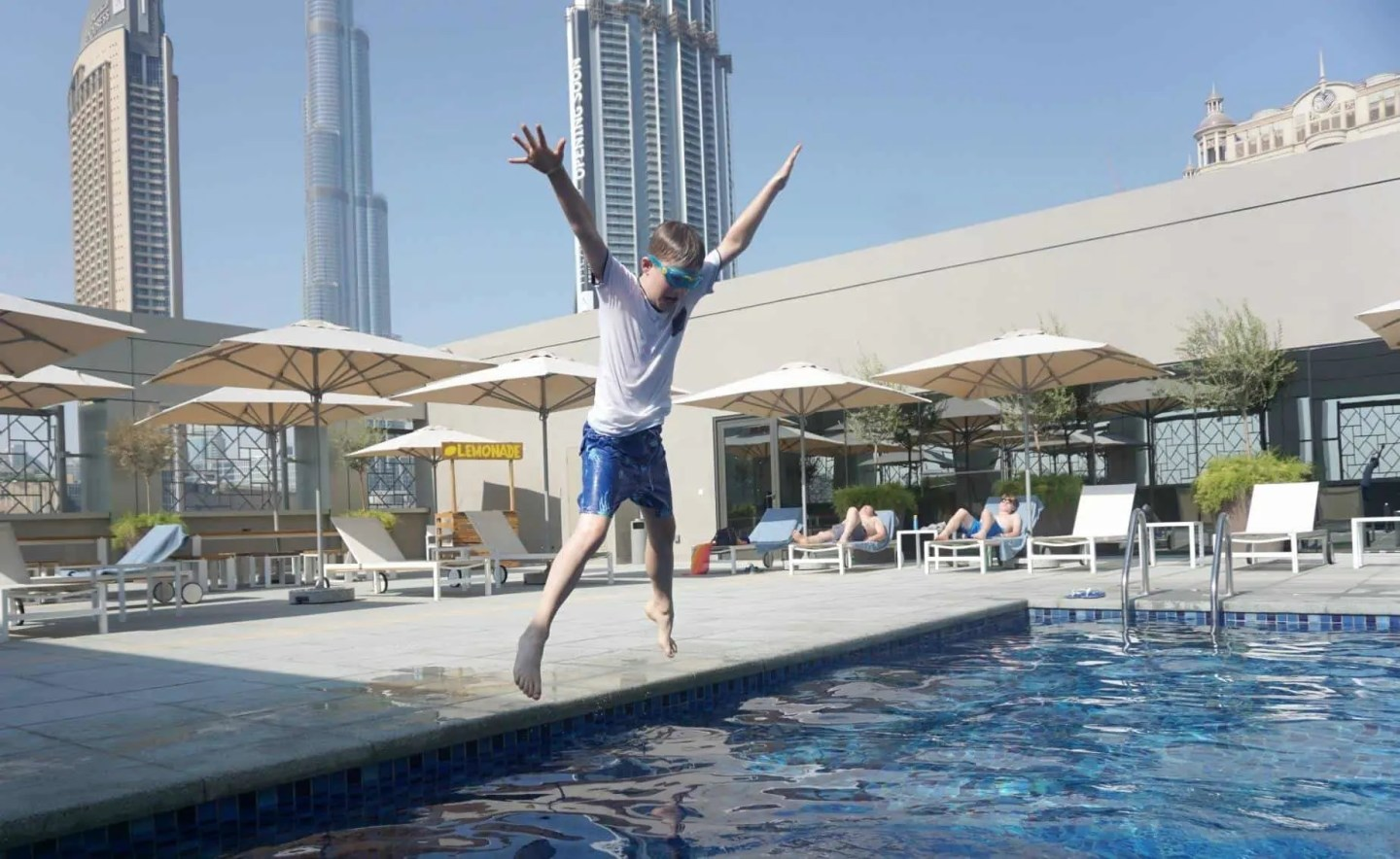 The Rove Downtown Dubai, A Wonderful Budget Hotel In Dubai that is great for families www.extraordinarychaos.com