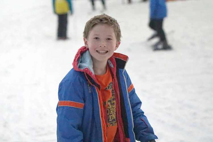An Afternoon At Chill Factore In Manchester