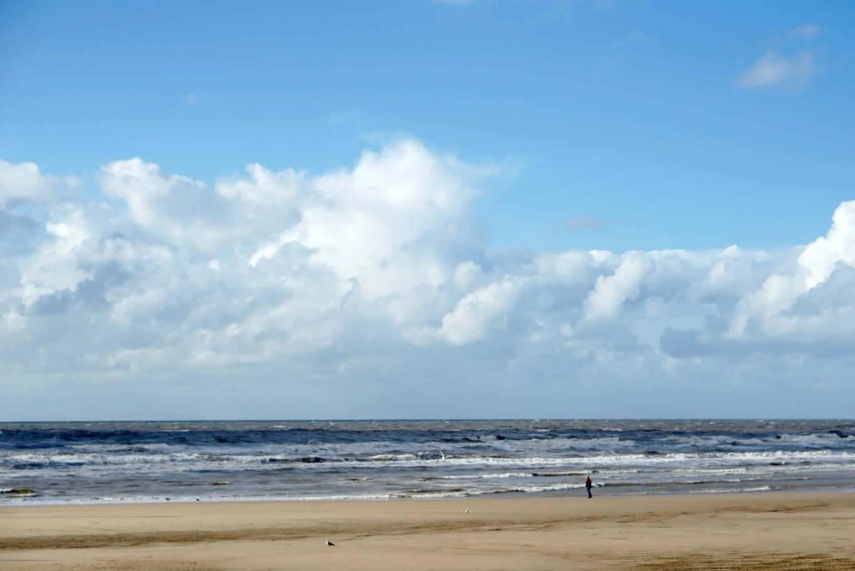 My Sunday Photo, A Deserted Beach