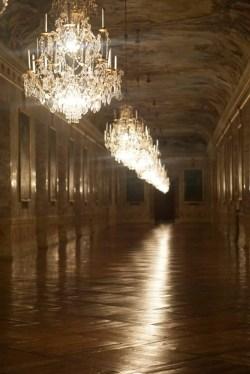 An Evening Walk Around Ludwigsberg Palace, Stuttgart Germany