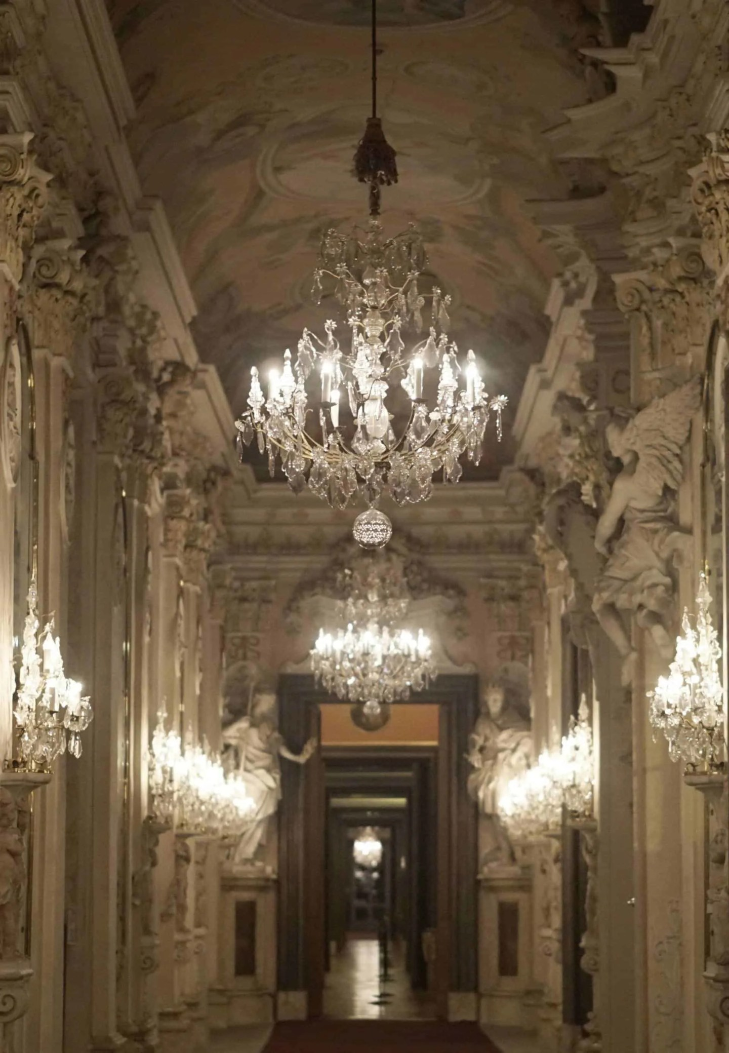 An Evening Walk Around Ludwigsburg Palace