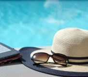 MANDY WIDE BRIMMED SUN HAT