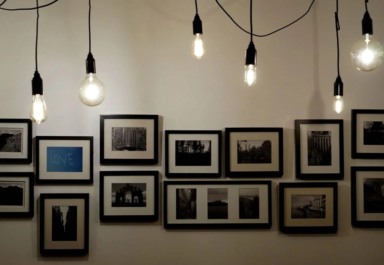 A Little Loft Style Lighting Project