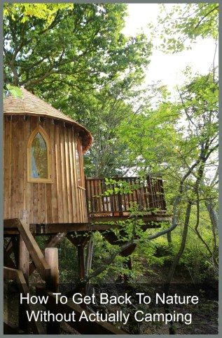 Three Luxury Glamping Experiences In The UK with Quality Unearthed www.extraordinarychaos.com