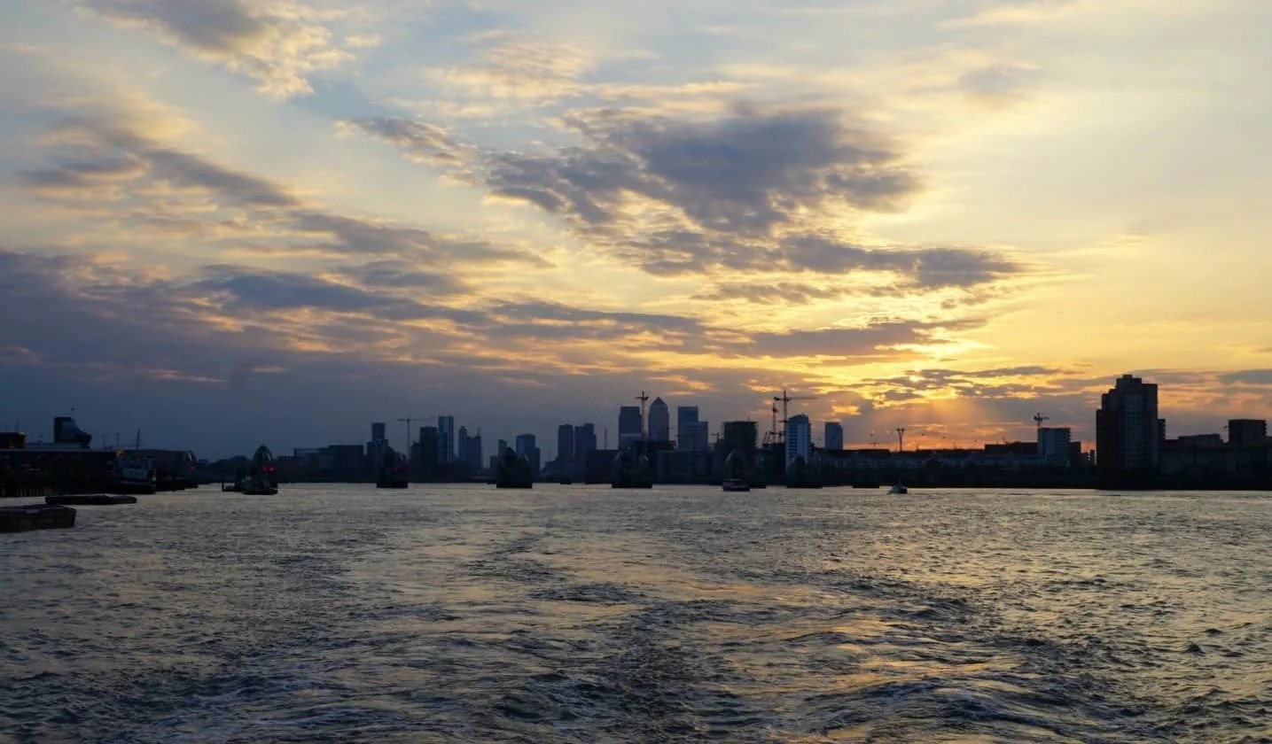 My Sunday Photo A River Cruise On The Thames