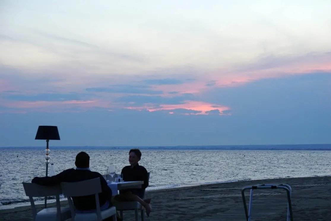 My Sunday Photo , Dinner On The Beach