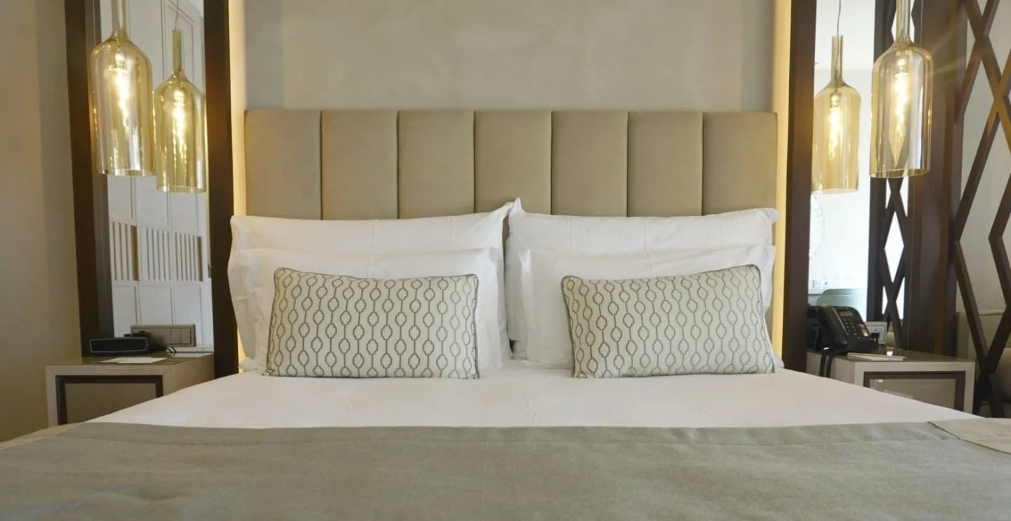 Deluxe Junior Suite With A Private Garden At Sani Dunes