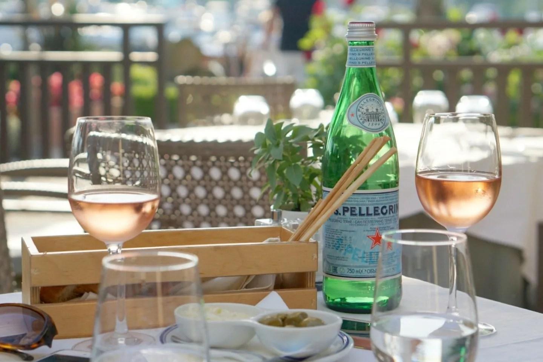 Diner At Macaroni Restaurant Sani Dunes www.extraordinarychaos.com