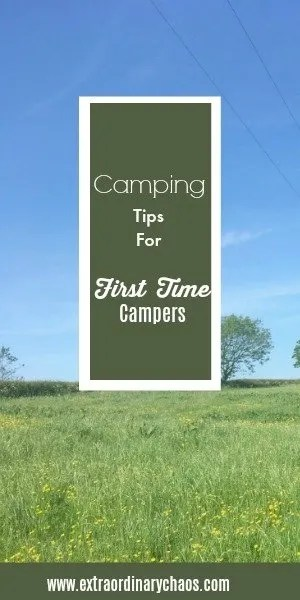 Camping tips for first time with the family and teens with tips by experienced campers and travel bloggers