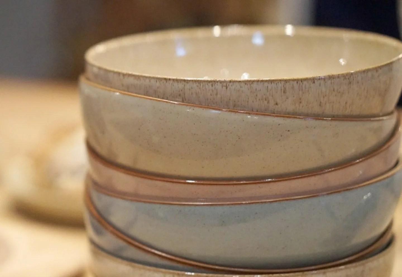 Denby Studio Craft Bowls www.extraordinarychaos.com