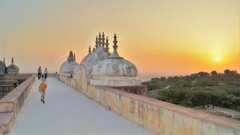 Our Northern India itinerary with young kids