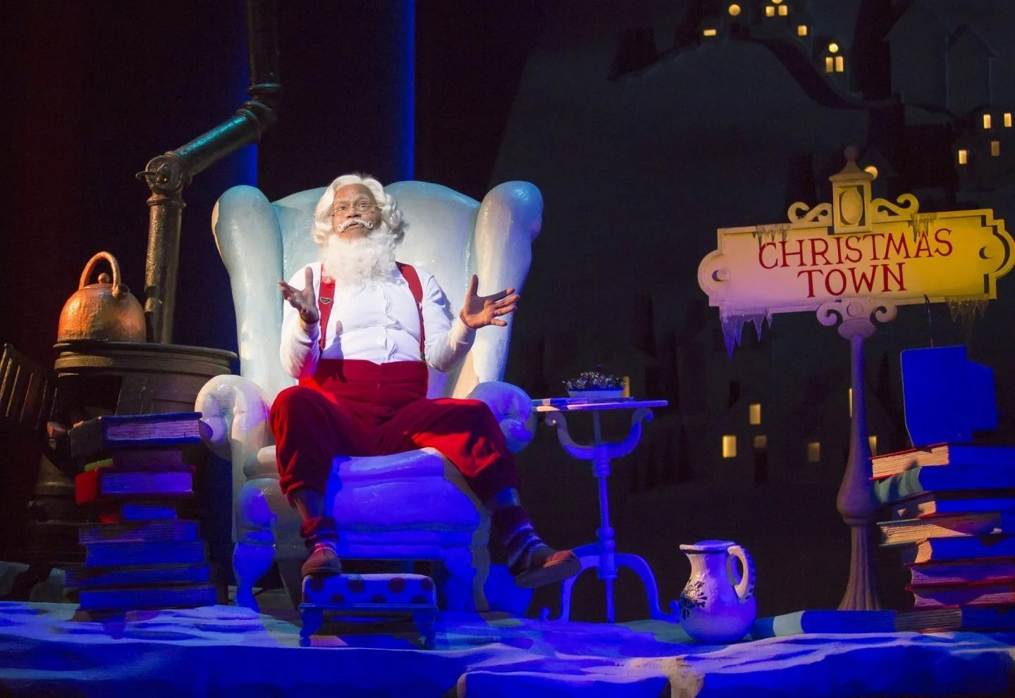 Elf The Musical at the Lowry