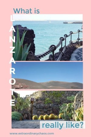 The truth about Lanzarote and a look at what their is to do if you love art, history and culture