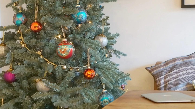 John Lewis Maharaja Christmas Tree www.extraordinarychaos.con