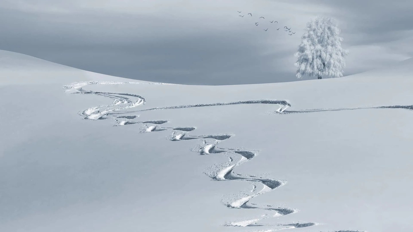 how to do Skiing for non skiers www.extraordinarychaos.com