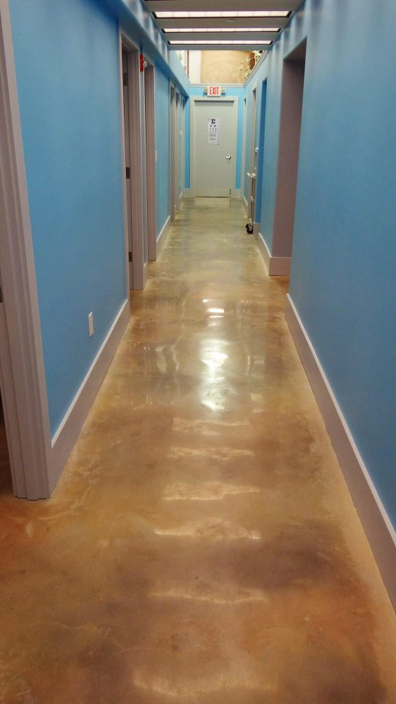 Polished Concrete Jefferson Parish LA
