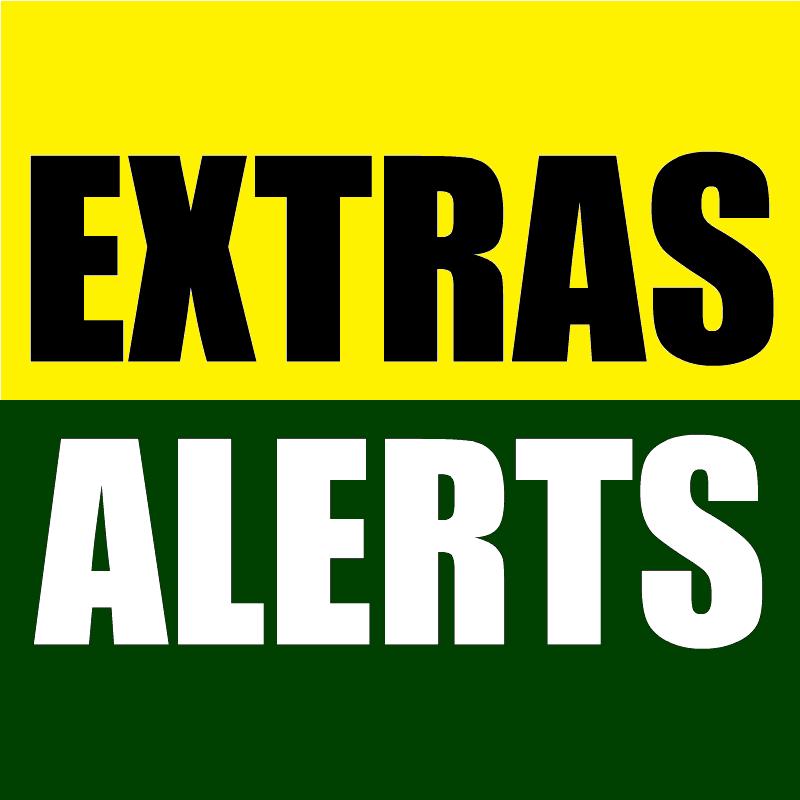 Extras Alerts