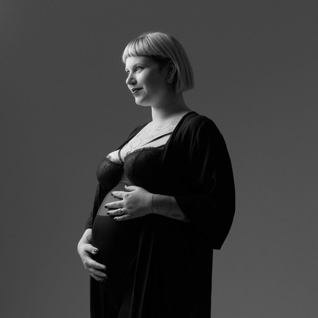 photographe de grossesse en Sarthe : Camille