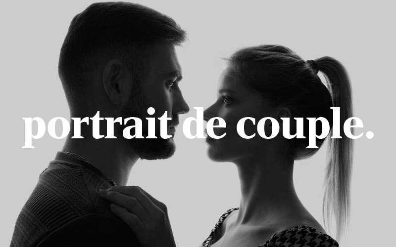 Photographie de couple