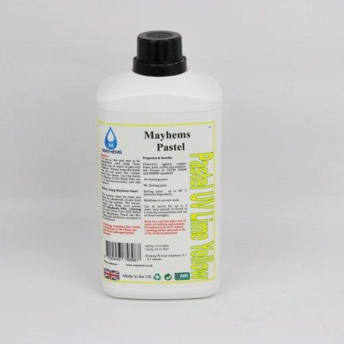 Jahutusvedelik Pastel UV Laimi Kollane