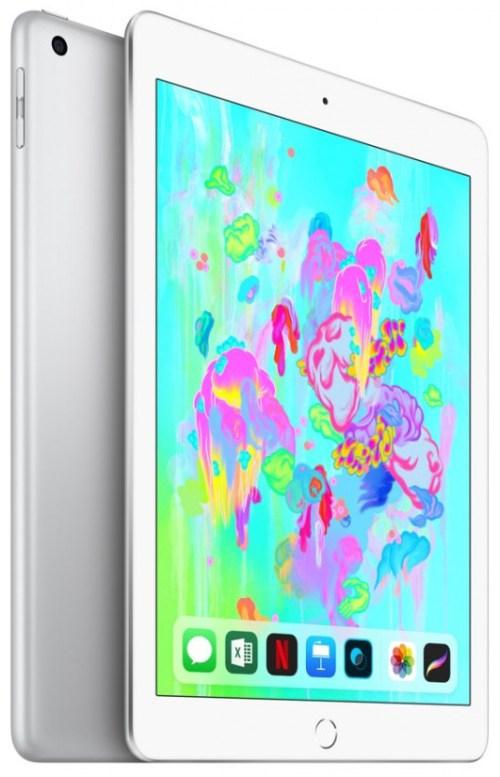 Apple iPad 32GB WiFi + 4G, silver (2018)