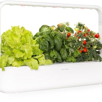 Click & Grow Smart Garden 9, valge