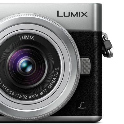 Panasonic Lumix DC-GX800 + 12-32mm + 35-100mm Kit, hõbedane