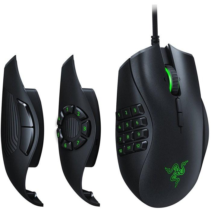 Razer hiir Naga Trinity